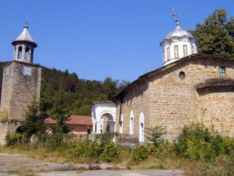 "Батошевски манастир ""Въведение Богородично"""