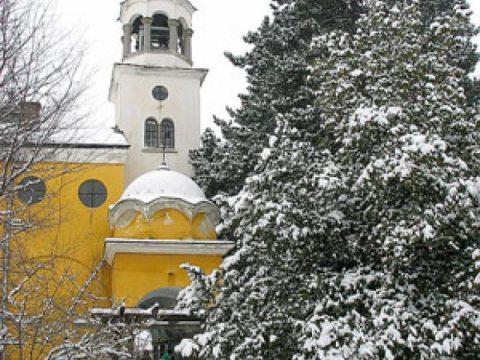 """Казанлъшки манастир """"Въведение Богородично"""""""