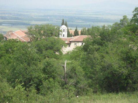 "Мулдавски манастир ""Св . Петка"""