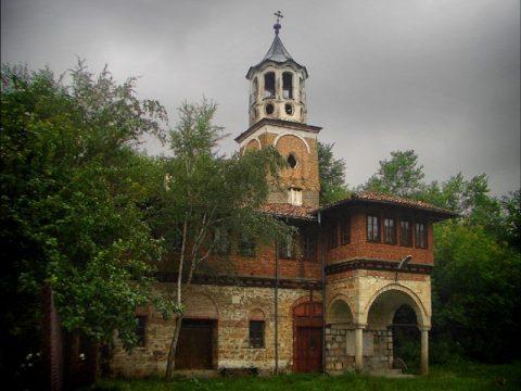"""Плаковски манастир """"Св. Пророк Илия"""""""