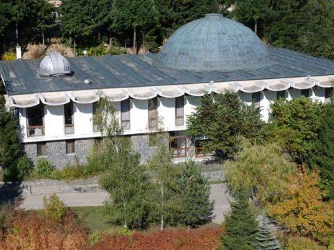 Планетариум с народна астрономическа обсерватория