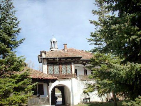 "Устремски манастир ""Света Троица"""