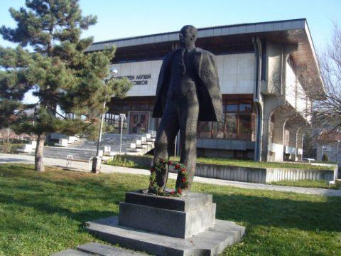 """Дом-паметник """"Йордан Йовков"""""""